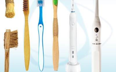 ¿Qué son los cepillos de dientes ultrasónicos?